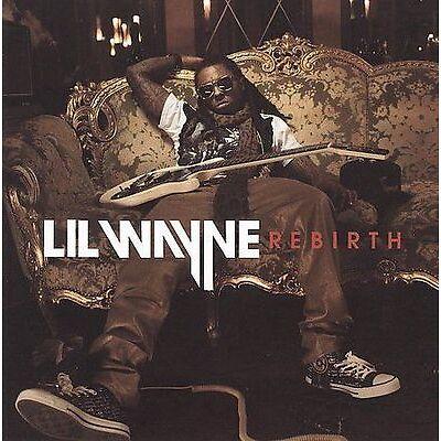 Lil Wayne : Rebirth CD