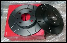 Fiat Cinquecento Seicento - Front Performance Grooved Brake Disc Brembo MAX