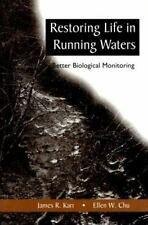Restoring Life in Running Waters: Better Biological Monitoring-ExLibrary