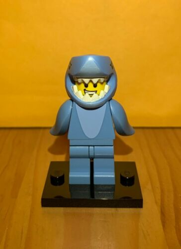 LEGO MINIFIGURE SERIES 15 SHARK SUIT GUY 71011 MINIFIG FIGURE NEW SEALED IN BAG