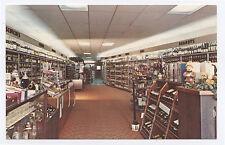Interior Spooner Drive-In Liquor Store, Spooner WI, 1970s Wisconsin
