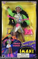Olmec Toys Dance Lights Imani The African American Princess