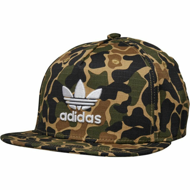 online shop outlet online for sale Baseball Cap Hat adidas Originals Camo Snapback CE4872 Green One Size