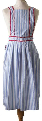 MARY POPPINS NANNY RETURNS APRON Bathtub Scene-Book Day Fancy Dress Shows
