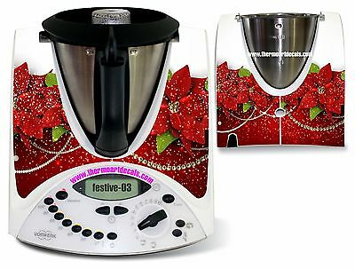 Thermomix Sticker Decal             (Code: Festive_03)
