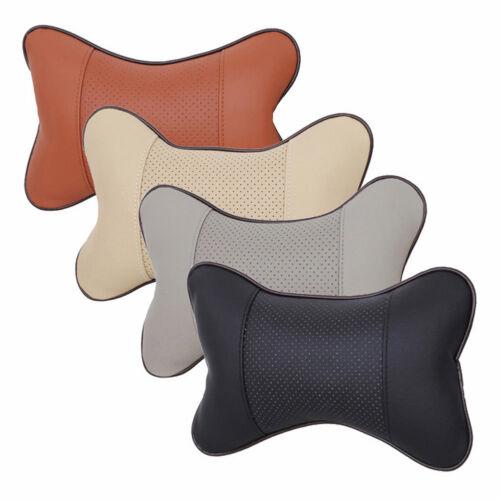Auto Sitz Kopfstütze Kopf Kissen Komfortable Soft Pad Neck Rest Stützkissen
