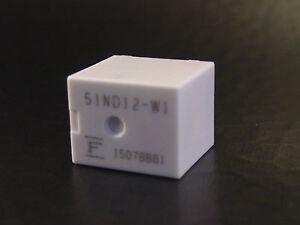 Relais Monostable 1 Inverseur 12 V/dc 25a Fujitsu Fbr51nd12-w1 Beuorqho-07161454-111789224