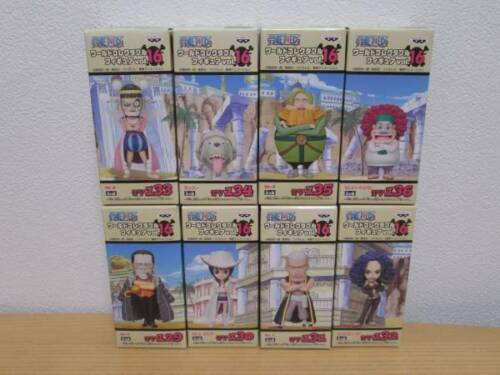 One Piece World Collectable Figure vol.16 WCF Complete New