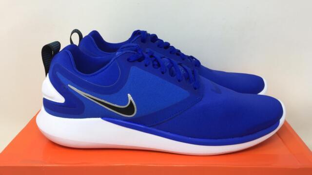 c793698f3af1 Men s Nike Lunarsolo Running Shoes Racer Blue Aa4079 406 Size 10 for ...