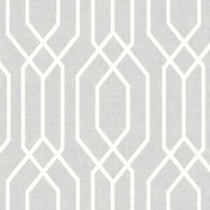 Gris-New-York-Geo-Papier-Peint-Treillis-Arthouse-908300-Neuf