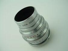 """Wollensak Raptar 25mm 1.9 Cine """"C"""" mount lens Great for Digital m4/3"""