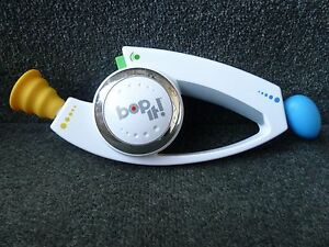 Bop It  - White Electronic Game Toy - 2008