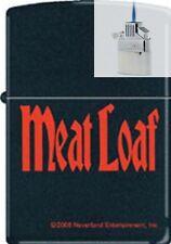 Zippo 218 meat loaf music Lighter & Z-PLUS INSERT BUNDLE