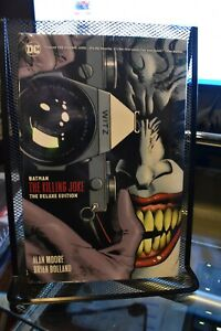 Batman-The-Killing-Joke-Deluxe-Edition-DC-Hardcover-NEW-Alan-Moore-Brian-Bolland