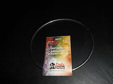 """TANDY LEATHER 5"""" METAL HOOP RING FOR ART & CRAFTS.  SOLID."""