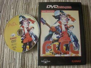 DVD-ANIME-FURI-KURI-FLCL-SERIE-EPISODIOS-1-A-6-COMPLETA-USADO-BUEN-ESTADO