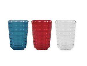 Tervis Tritan 8 oz Juice Cup BLUE BPA-free plastic