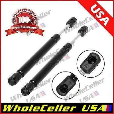 Pair of 2 Hood Gas Charged Lift Support Shock Struts Fits Mercury Mountaineer WA