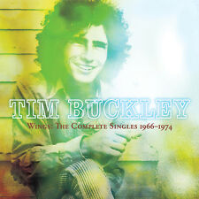 TIM BUCKLEY - WINGS : THE COMPLETE SINGLES 1966/1974 - CD SIGILLATO 2016