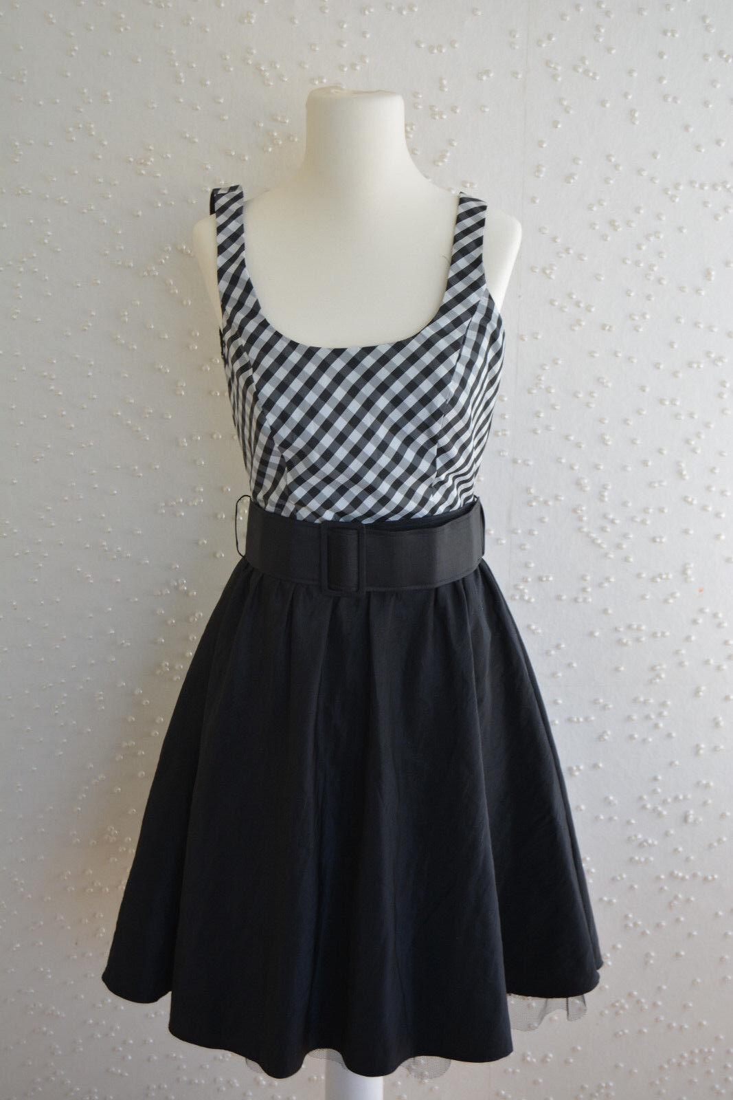 Kleid Kleid Kleid Festkleid Trägerkleid Be Beau at Matalan England, Gr. XS   32 (UK 6), neu     | Reparieren  | Lebhaft  | Authentisch  578db0