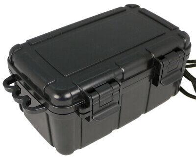 Box Kunststoffbox wasserdicht Transportbox Kiste Kunststoff Camping Survival