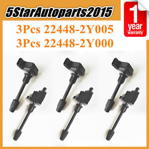 Image Is Loading Set 6 New Ignition Coil Pack Fits 2000