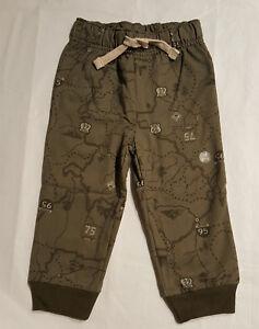 Boys Infant Fleece Sweat Pants 12M-18M-24M-2T-3T