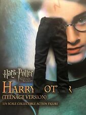 Star Ace Harry Potter & The Prisoner of Azkaban Teenage Black Pants 1/6th scale