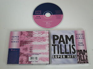 PAM-TILLIS-SUPER-HITS-SERIE-WARNER-BROS-9362-47789-2-CD-ALBUM