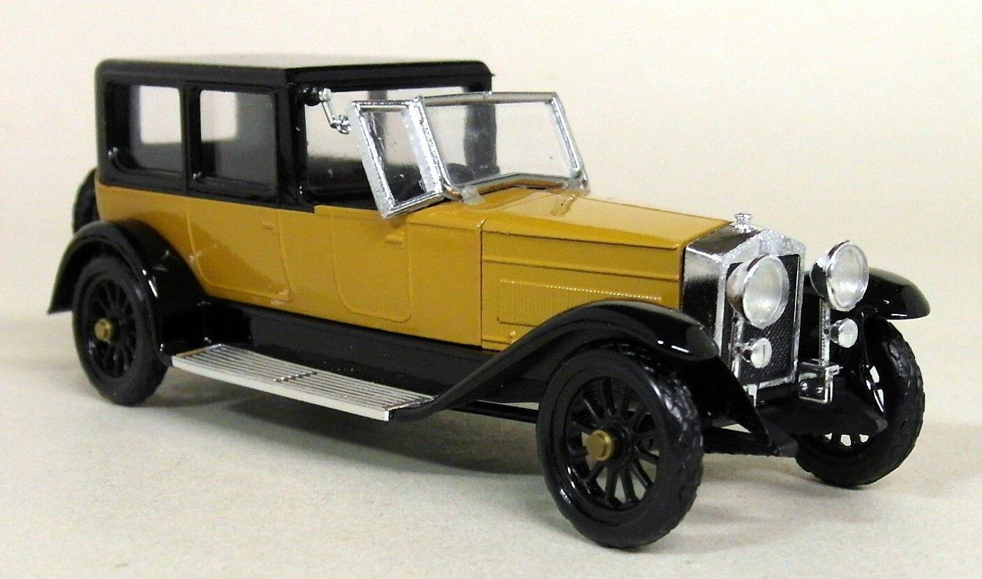 Rio 1 43 43 43 escala - 49 Super Fiat 12v Dorsay De Ville 1921 Diecast Modelo Coche  Todo en alta calidad y bajo precio.