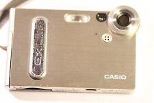 Casio Exilim EX-S3 3.2 MP Fotocamera Digitale-Argento
