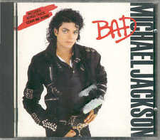 "MICHAEL JACKSON ""Bad"" CD inkl. Man in the Mirror, Smooth criminal, Liberian girl"
