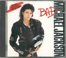 "MICHAEL JACKSON ""Bad"" CD inkl. Man in the Mirror, Smooth criminal, Liberian girl"