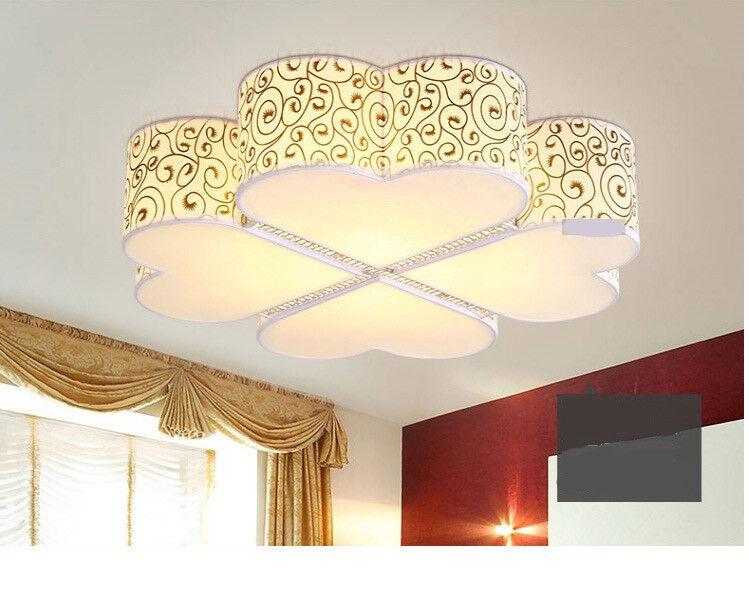 D637 European Modern Diameter 49CM Height 12CM Decorative Ceiling Light Lamp O