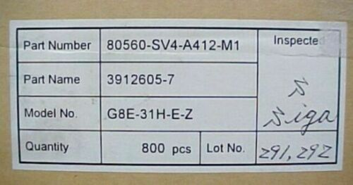 50 Omron Honda Air Conditioner Evap Sensor 80560-SV4 Temperature Evaporator NEW