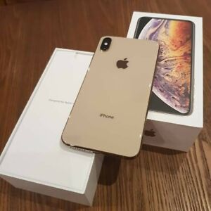 USED Apple iPhone XS Max 256GB Gold - Openline to all networks