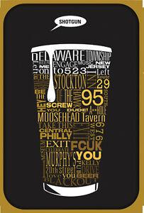 Murphy-Pub-Tavern-Verre-Panneau-Metallique-Plaque-Voute-Etain-Signer-20-X-30-CM