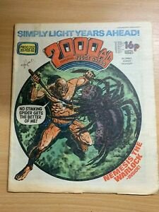 2000AD-Prog-252-20-Fev-1982-GB-Grand-Papier-Bd-Judge-Dredd