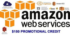 $150 AWS PROMOTIONAL CREDIT [EDU_ENG_FY2018_IC-Q4_1_150USD]