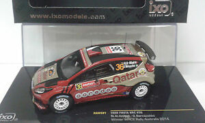 FORD-FIESTA-WRC-36-WINNER-WRC2-RALLY-AUSTRALIA-2014-AL-ATTIYAH-1-43-RAM-591