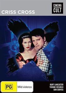 Criss-Cross-Cinema-Cult-DVD-NEW-Region-4-Australia
