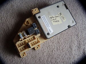 Details about 01 Chrysler Sebring Stratus fuse box multifunction module on