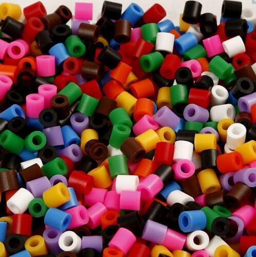 30000 Bügelperlen NABBI bügeln Pastell Neon Glitzer Transparent Pearl Farben
