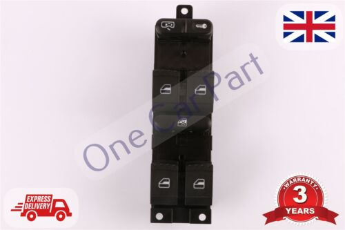 SEAT LEON CONTROL PANEL ELECTRIC WINDOW SWITCH BUTTONS FRONT RDH
