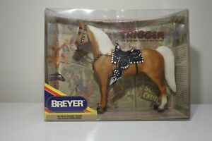ROY ROGERS BREYER TRIGGER HOLLYWOOD HORSES SERIES 758