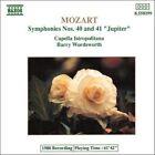Symphonies 40 & 41 by Mozart CD 730099529921