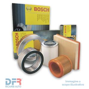 1 BOSCH F026400387 Filtro aria Cartuccia filtro LOGAN LOGAN II LOGAN MCV II