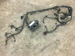 details about 2009 ford 6 0l fuse box e350 e450 engine compartment wire harness Ford E-450