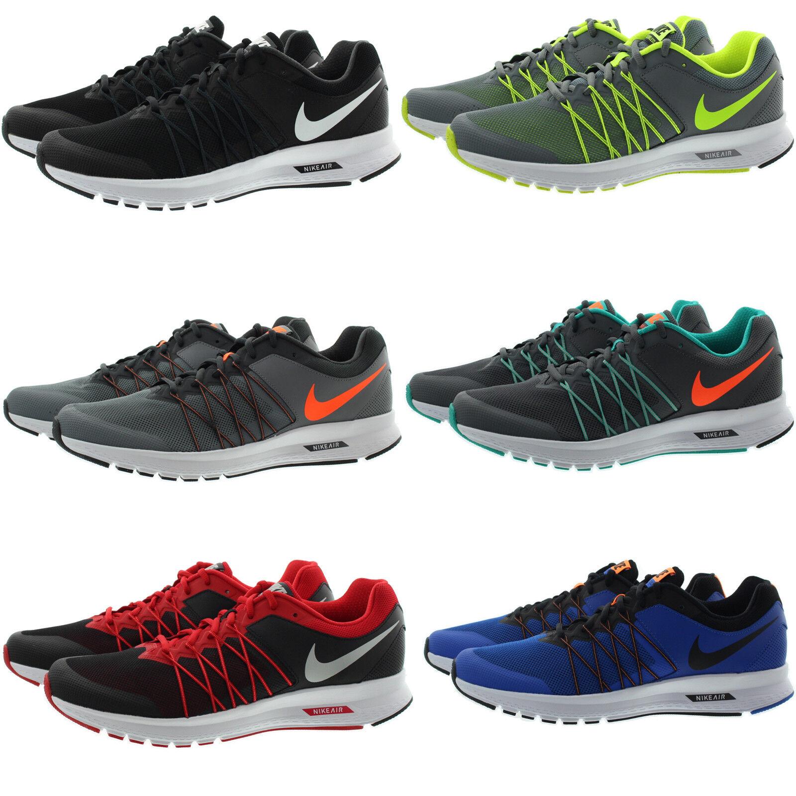Nike 843836 Mens Air Relentless 6 Low Top Running Training shoes Sneakers