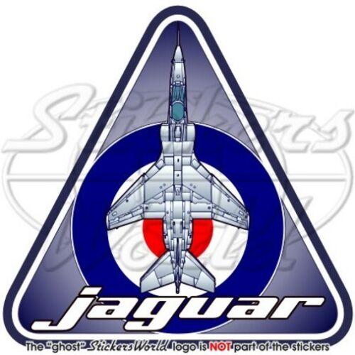 SEPECAT JAGUAR RAF BAC Breguet Britannique Royal AirForce UK Autocollant